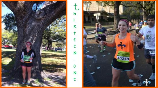 both half marathons